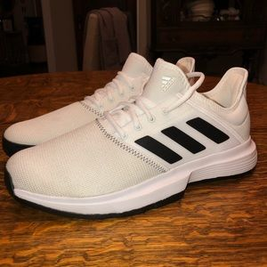 Men's Adidas Game Court shoes. Size 10